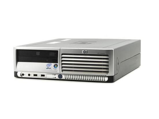 HP DC7700 SFF Computer Intel Core 2 Duo (E6300) 1.86GHz 2GB DDR2 250GB HDD