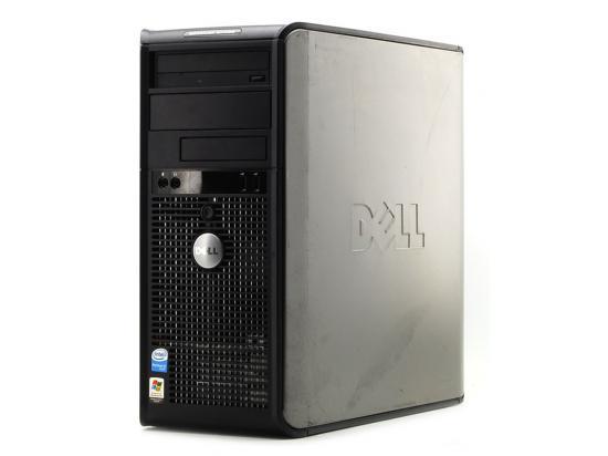 Dell Optiplex GX520 Tower Pentium 4 HT 3.0GHz 2GB DDR2 250GB HDD
