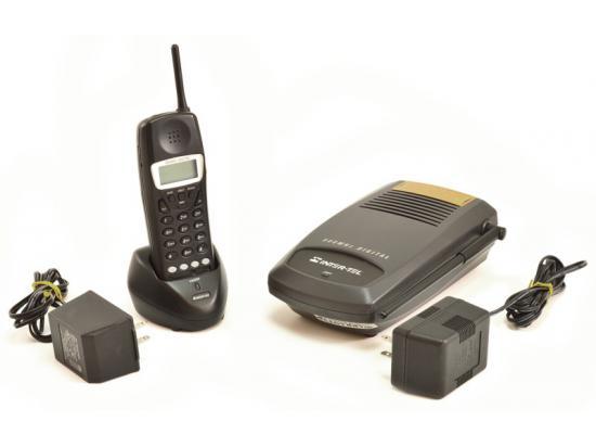 Inter-tel Encore CX/Mitel 3000 INT1400 4-Button Cordless Digital System Phone (618.4015)