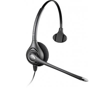 Plantronics SupraPlus HW251N Monaural Noise-Cancelling Headset