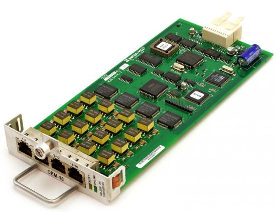 Inter-Tel Mitel 5000 DEM-16 Digital Expansion Module (580.2200)