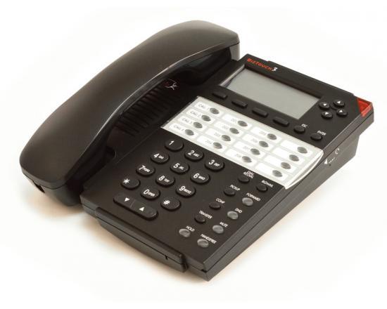 Bizfon BT3 Biztouch3 Black Digital Display Speakerphone