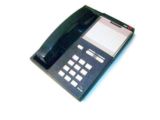 Avaya Definity 8101M Black Analog Phone - Grade A
