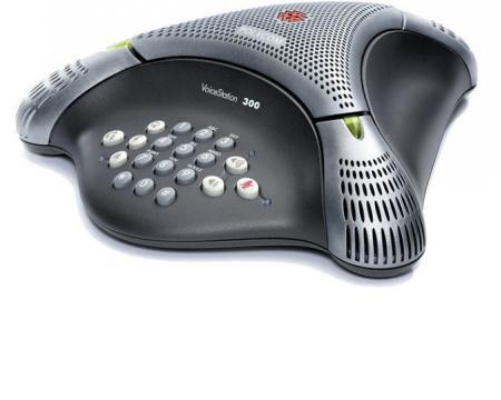 Polycom VoiceStation 300 Conference Phone Black (2200-17910-001, 2201-17910-001)