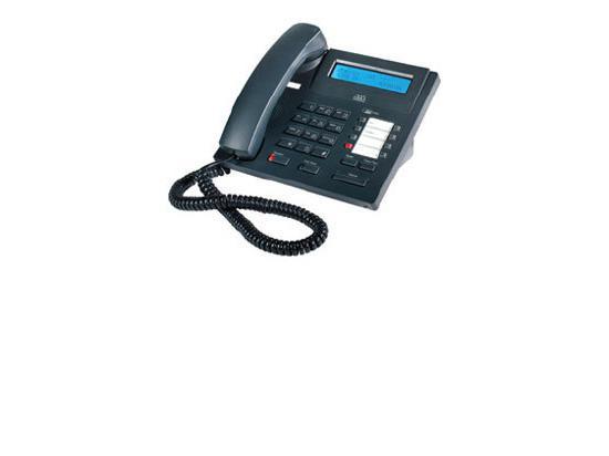 Vertical IP7008D Black IP Digital Display Speakerphone