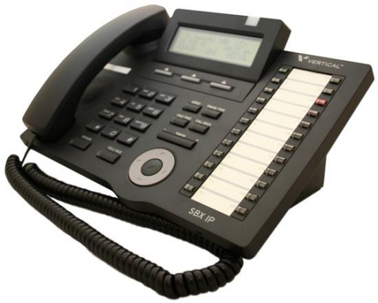Vertical 4024-00 24 Button Digital Telephone -Vodavi SBX IP 320