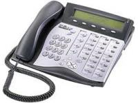 "Tadiran Coral Flexset 280S Charcoal Display Phone - Silver Face ""Grade B"""