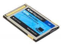 3Com 3CXFE575CT 1-Port 10/100 LAN CardBus w/ XJACK Connector
