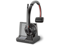 Plantronics Savi 8210-M Office Wireless DECT Headset - Microsoft