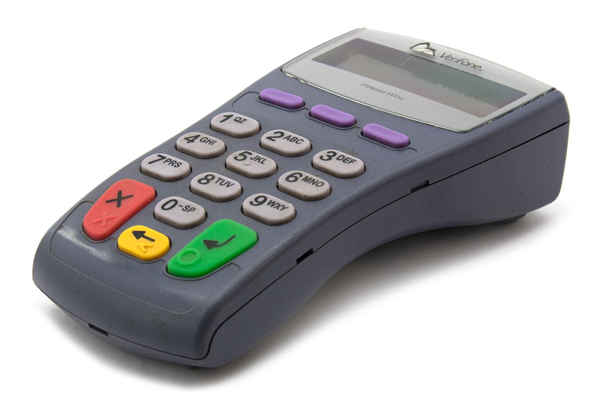 Verifone Pinpad 1000se Payment Terminal P003 180 02 Usb