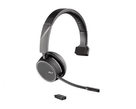 a9353135e01 Plantronics Voyager B4210 USB-A Wireless Monaural Headset
