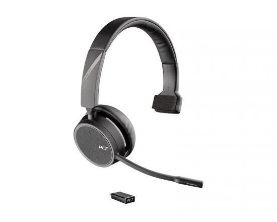 Plantronics Voyager 4210 UC USB-C Wireless Bluetooth Headset