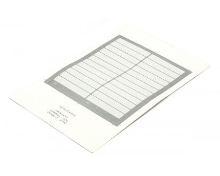 Mitel 5212 / 5224 / 5312 & 5324 Paper Designation