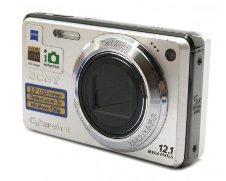 Sony Cybershot DSC-W290 12Mp Digital Camera - Grade A
