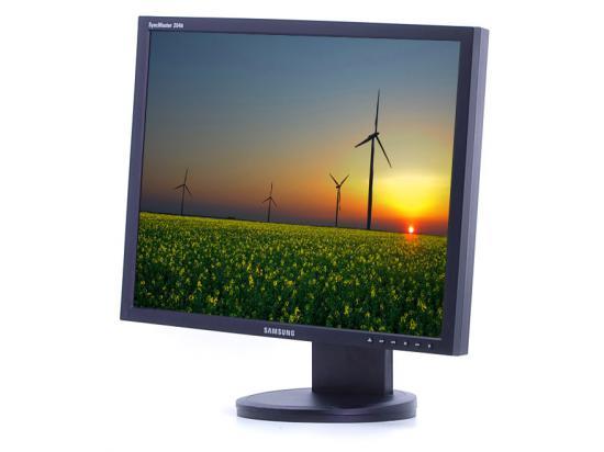 "Samsung SyncMaster 204BW 20.1"" Widescreen LCD Monitor - Grade A"