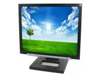 "Sharp LL-172G-B 17"" Black/White LCD Monitor - Grade A"