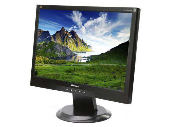 "Viewsonic VA1903WMB 19"" Widescreen LCD Monitor - Grade A"