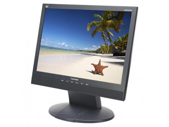"Viewsonic VA1912wb 19"" Widescreen LCD Monitor - Grade B"
