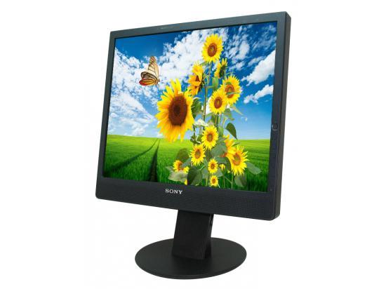 """Sony SDM-X93 19"""" LCD Monitor - Grade A"""