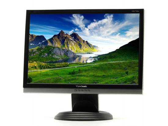 "Viewsonic VA1716w - Grade C - 17"" Widescreen LCD Monitor"