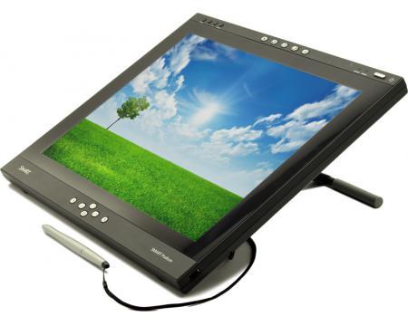 "Smart Technologies Smart Podium ID370 - Grade A - 17"" Touchscreen LCD Monitor - Broken Stand"