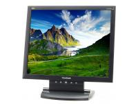 "ViewSonic VA702B 17"" Black LCD Monitor - Grade A"