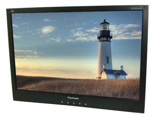 "Viewsonic VA1903WMB - Grade C - No Stand - 19"" Widescreen LCD Monitor"