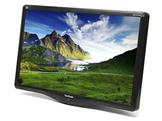"Viewsonic VA2231wm - Grade C - No Stand - 22"" Widescreen LCD Monitor"