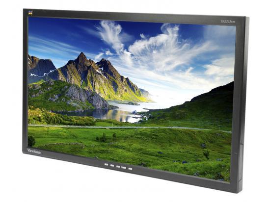 """Viewsonic VA2223wm - Grade A - 22"""" Widescreen LCD Monitor No Stand"""
