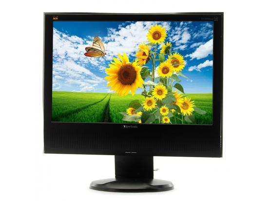 "Viewsonic VG2030wm 20"" Widescreen LCD Monitor - Grade A"