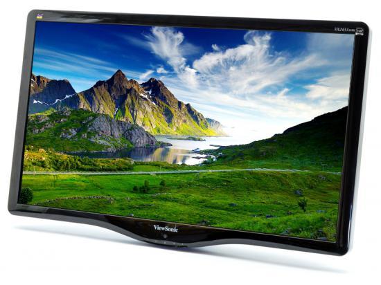 "Viewsonic VA2431wm 24"" Full HD Widescreen LCD Monitor - Grade C"