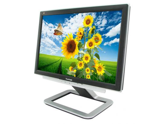 "ViewSonic VX2025WM 20.1"" Widescreen Black LCD Monitor - Grade A"