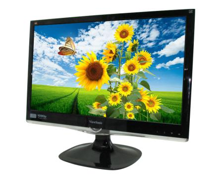 "Viewsonic VX2250wm 22"" Widescreen LED LCD Monitor - Grade A"