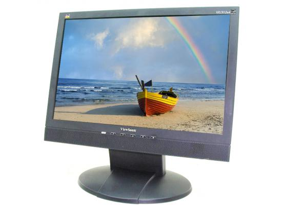 "Viewsonic VA1912wb 19"" Widescreen LCD Monitor - Grade A"