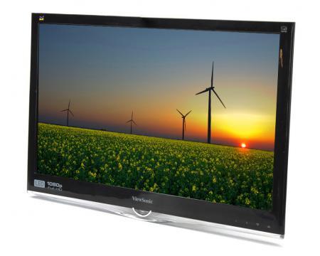 "Viewsonic VX2250wm 22"" Widescreen LED LCD Monitor - Grade A - No Stand"