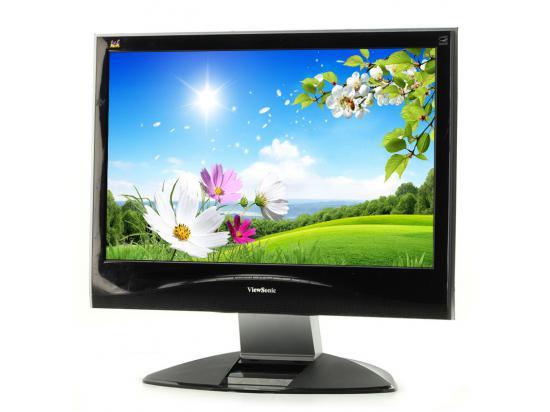 "Viewsonic VX2035WM 20"" Widescreen LCD Monitor - Grade C"