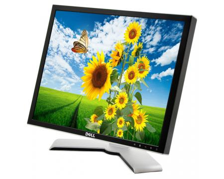 "Dell UltraSharp 2007FP 20"" Silver/Black LCD Monitor - Grade A"