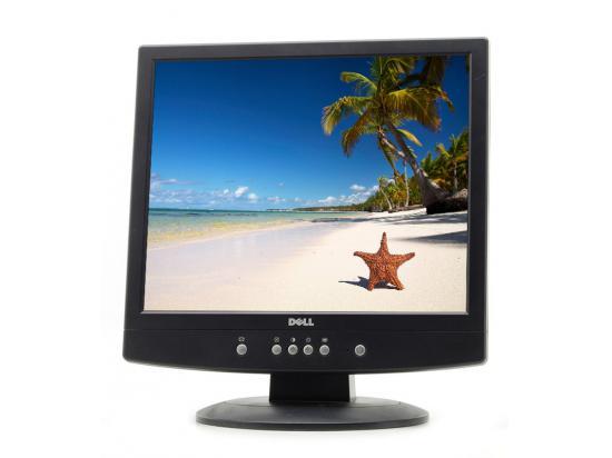 """Dell E171FP 17"""" Black LCD Monitor - Grade C - Circular Stand"""