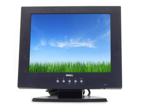 """Dell E151FP 15"""" LCD Monitor - Grade A - Square Stand"""