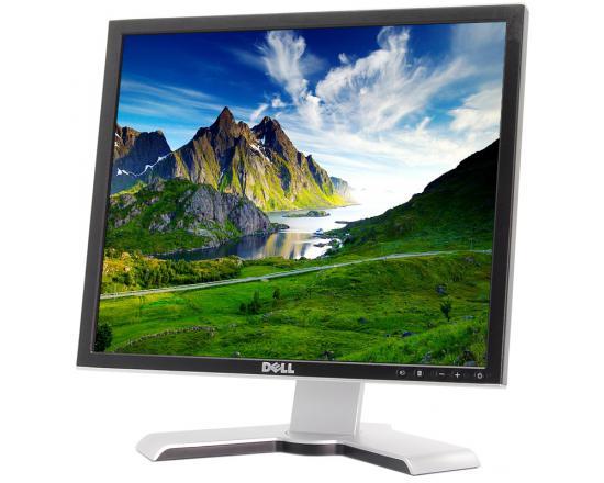 """Dell 1908FP 19"""" LCD Monitor - Grade C - Silver/Black"""