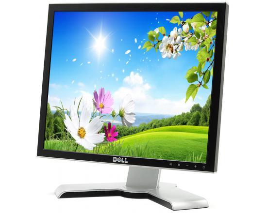 """Dell 1707FP Silver/Black 17"""" LCD Monitor - Grade C"""