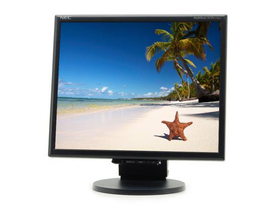 """NEC LCD1770VX Multisync 17"""" LCD Monitor - Grade A"""