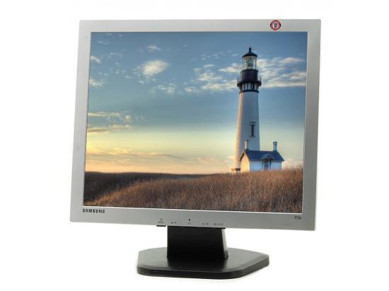 """Samsung 713v - Grade B - 17"""" LCD Monitor"""