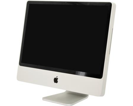 "Apple iMac A1225 24"" AiO Computer Intel Core 2 Duo (E8335) 2.93GHz 4GB DDR3 250GB HDD - Grade A"
