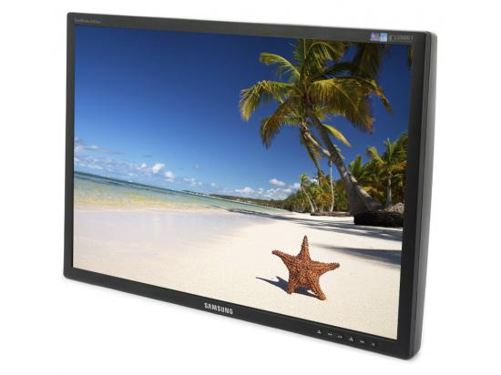 "Samsung SyncMaster 2443BWT - 24"" Widescreen LCD Monitor - No Stand - Grade B"