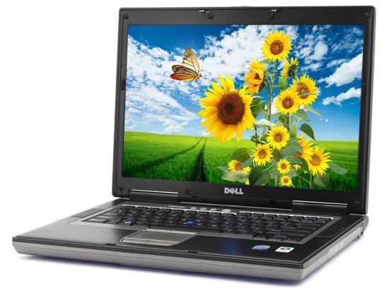 """Dell Latitude D830 15"""" Laptop Intel Core 2 Duo 2.0GHz 4GB DDR2 128GB SSD - Grade A"""