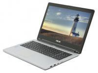 "Asus Flip R554L 15.6"" Touchscreen Laptop Core i3-4030U 1.9GHz 2GB Memory 320GB HDD"