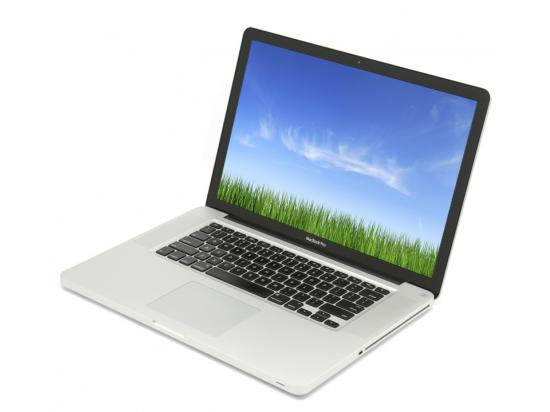 "Apple A1286 Macbook Pro 15"" LCD Core i7-2760QM 2.4GHz 4GB Memory 750GB HDD"