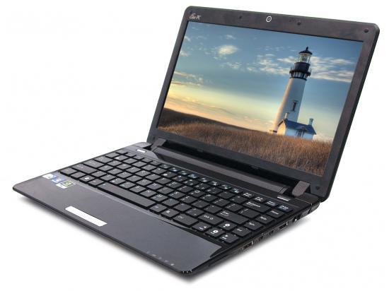 """Asus Eee PC 1201N-PU17-BK 12"""" Netbook Intel Atom (N330) 1.60GHz 2GB DDR2 320GB HDD"""