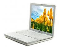 """Apple iBook G4 A1133 12"""" Laptop PowerPC (7447a) 1.33GHz 1.5GB 512MB DDR No HDD"""